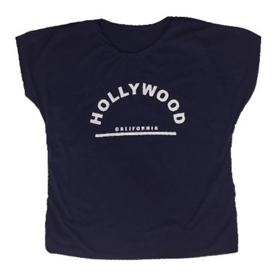 04 Camiseta Blusa Feminina Plus Size Atacado