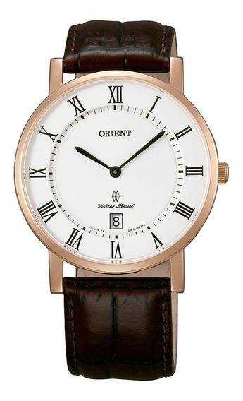 Reloj Orient Classic Gm Original Para Hombre Time Square