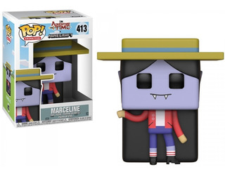 Funko Pop! Marceline 413 - Adventure Time X Minecraft