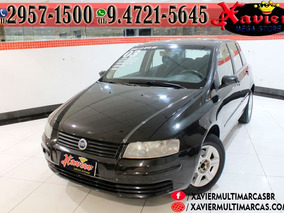 Fiat Stilo 1.8 16v Preta 2003 Financiamento Próprio 7795