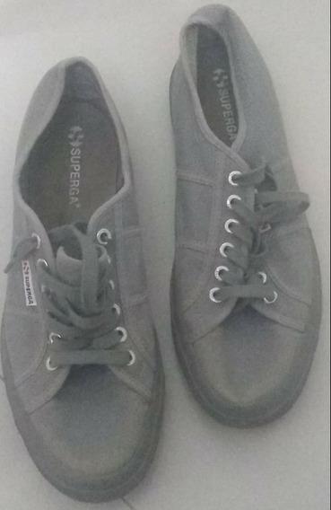 Zapatos Marca Superga Talla 45 Hombre