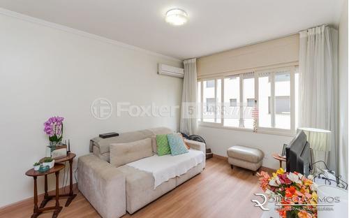 Imagem 1 de 16 de Apartamento, 1 Dormitórios, 49.37 M², Petrópolis - 5505