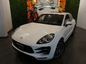 Porsche Macan Turbo Blindaje 3 Plus 2015