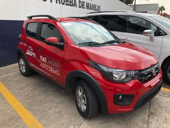 Fiat Mobi Way 2019