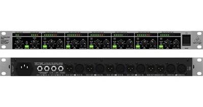 Distribuidor De Áudio Mx882 - Behringer