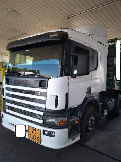 Scania R 124 6x2 Ano 1999/2000