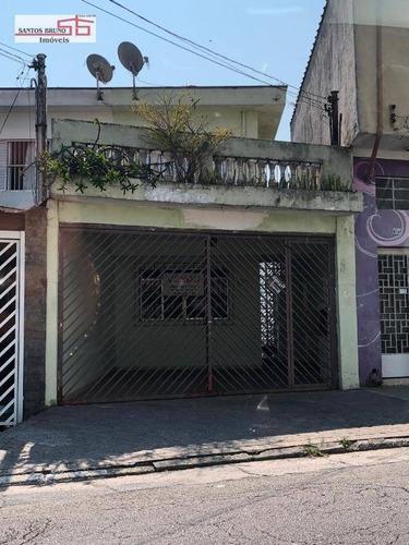 Sobrado À Venda, 100 M² Por R$ 424.000,00 - Freguesia Do Ó - São Paulo/sp - So1245