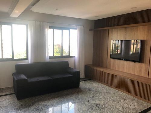 Cobertura Com 4 Dormitórios À Venda, 190 M² - Vila Adyana - São José Dos Campos/sp - Co0141