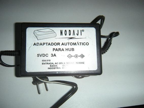 Fonte Adaptador Automatico Para Hub.