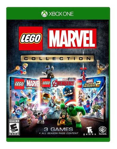 Imagen 1 de 3 de LEGO Marvel Collection Warner Bros. Xbox One Físico