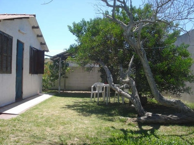 Alquiilo Casa Barra Del Chuy Uruguay. Completa.