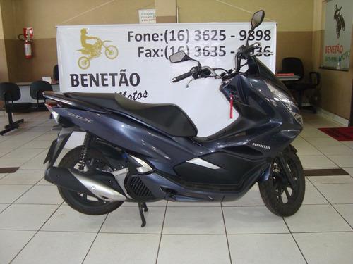 Honda Pcx 150 Cinza 2020