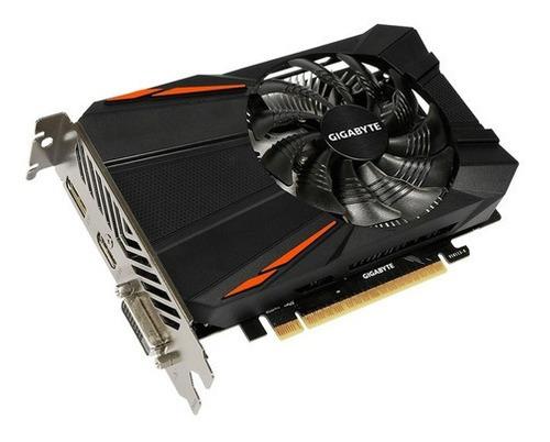 Imagen 1 de 2 de Placa De Video Nvidia Gigabyte  Geforce Gtx 10 Series Gtx 10