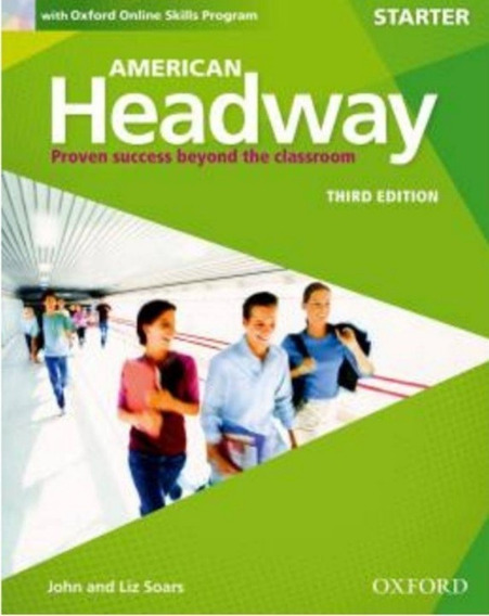 American Headway Starter Sb With Online Skills - 3rd Ed