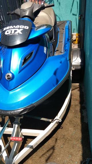 Jet Ski Seadoo Gtx Limited 215 Sem Motor
