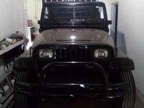 Jeep Wrangler 1990 4x4