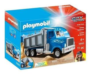 Playmobil 5665 Dump Truck