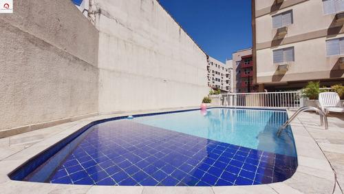 Apartamento Astúrias - 2 Quadras Do Mar - Lazer - 85 Metros Úteis !!! - Ap05798 - 69302188