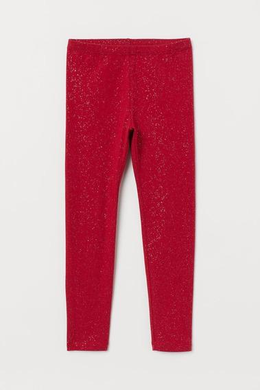 Pantalon Calza Leggins Algodon Nena H&m Nueva Importada
