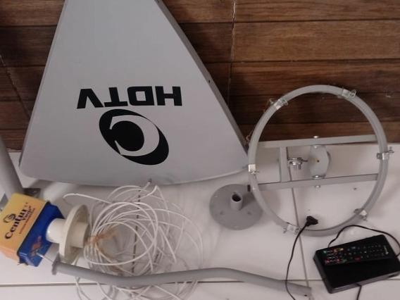 Antena Parabólica Mídia Box B3