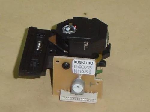 Unidade Otica Kss213c Kss213 Kss213 C + Flat 16v 1mm 9cm