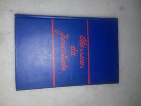 Livro Classicos Da Juventude,