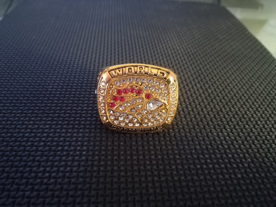 Nfl Anillo Broncos De Denver No 11 Super Bowl 1997