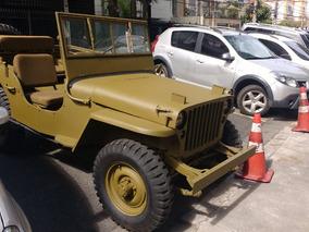 Jeep Gpw 1942