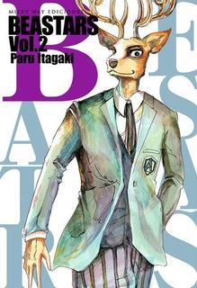 Manga Beastars # 02 - Paru Itagaki