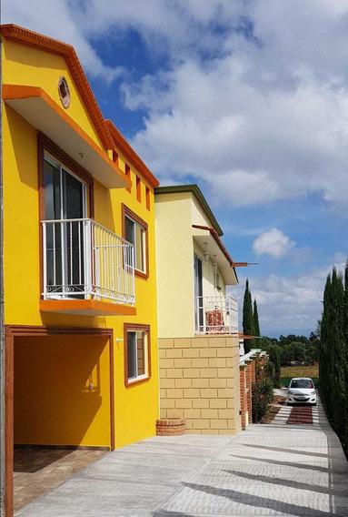 Casa 2 Niveles Con Excelente Vista Al Valle