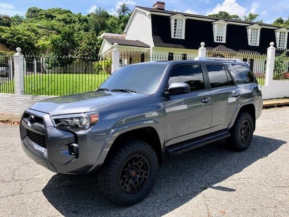 Toyota 4runner 4x4 - 2018 Con 17.150 Millas