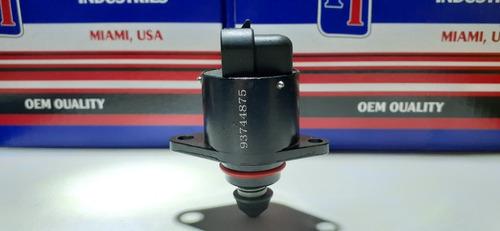Sensor Valvula Iac Chevrolet Optra Ac93744875