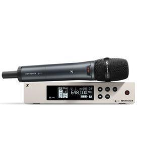 Sennheiser Ew 100 865 G4 Microfone Sem Fio De Mão