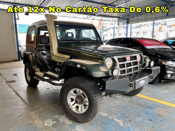 Troller T-4 3.0 Tdi Capota Rigida 4x4 Troco