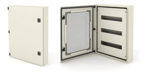 Gabinete Metalico Estanco 300x450x150 Genrod Gr 9000 099154
