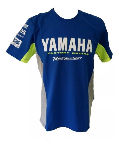 Camiseta Yamaha Yzr M1 - Moto Gp - Motogp - Ref.261