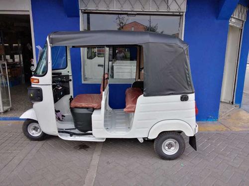 Motocarro Bajaj Re Torito 2021