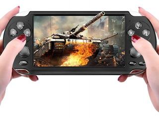 Consola Portátil Retro 5.1 8gb 20.000 Juegos / Mundo Electro
