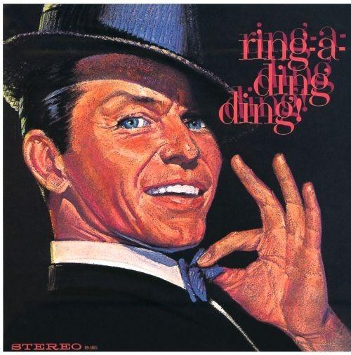 Frank Sinatra Cd: Ring A Ding Ding! ( Germany - Nuevo )