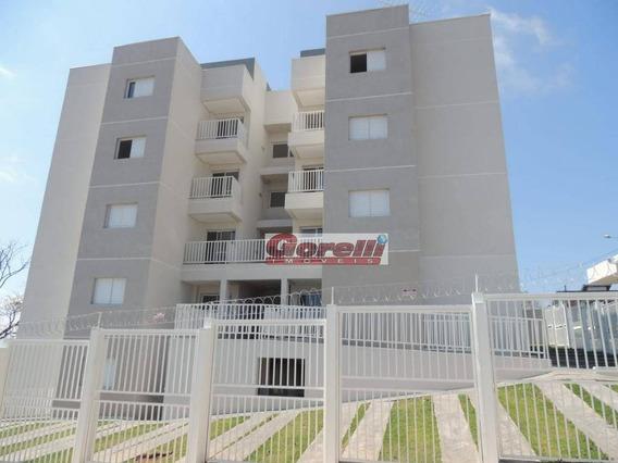 Apartamento Com 2 Dormitórios Para Alugar, 56 M² Por R$ 1.200/mês - Chácara São José - Arujá/sp - Ap0105