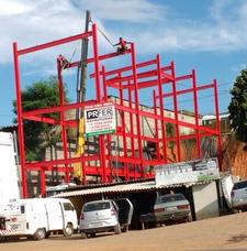 Estruturas Metálicas; Casa Metálica; Galpão; Mezanino;