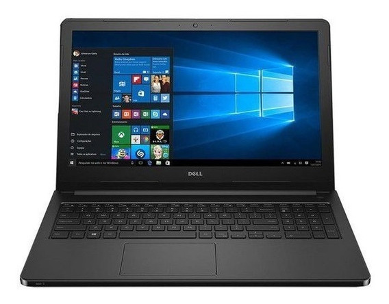 Notebook Dell Core I5 16gb Ram Ssd 256gb 4gb Vídeo Compa