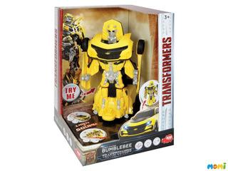 Transformers Bumblebee Transformable Luz Sonido El De La Tv