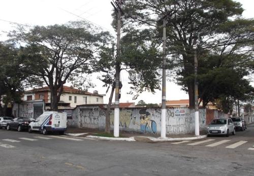 Imagem 1 de 1 de Locação Terreno - Vila Cruzeiro, São Paulo-sp - Rr256