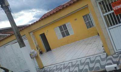 Casa 04 Dormitórios Em Mongaguá (1116)