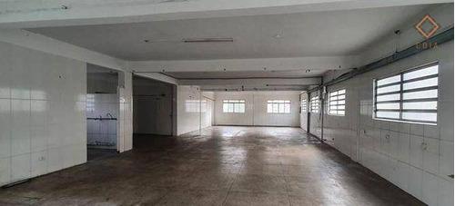 Imagem 1 de 21 de Galpão, 557 M² - Venda Por R$ 5.170.000,00 Ou Aluguel Por R$ 15.600,00 - Saúde - São Paulo/sp - Ga0634
