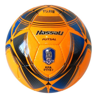 Pelota De Futbol Nassau Tuji Numero 4 Futsal Original