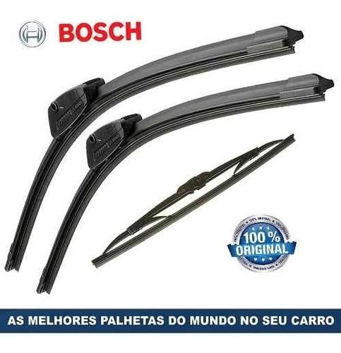 Imagem 1 de 6 de Jogo Paleta Bosch Palio Economy 2008 A 2017 + Traseira