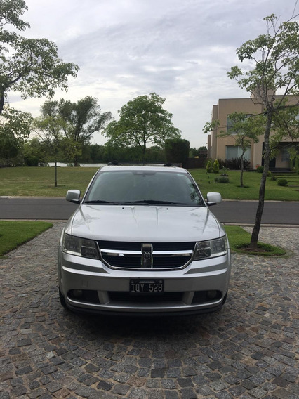 Dodge Journey Rt 2.7 3 Filas Asientos