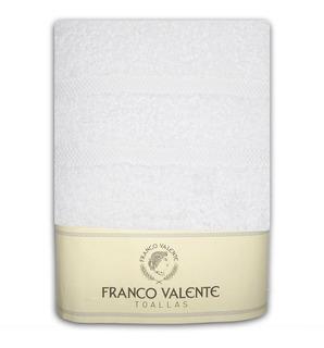 Toallon Franco Valente Pesado 500gr Grande 80x150 Cm